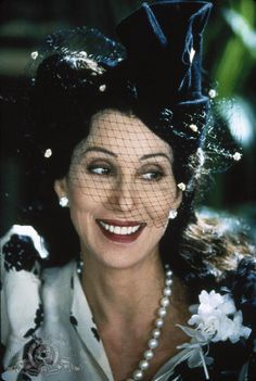 Still of Cher in Tea with Mussolini (1999)