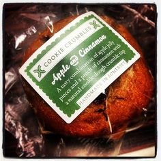 Day #251 - despite being sealed in plastic this muffin was very dry