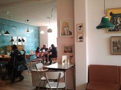 Tati Lunchroom & Vintage (Nijmegen, Nederland)