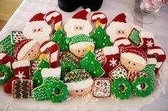 Christmas North Pole Holiday Party : The Cookies