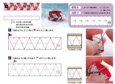 Como hacer Yubinukis Dedales Japoneses Tambien Anillos o Pulseras  - enrHedando