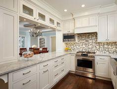 Caesarstone 5220 Dreamy Marfil Kitchen Pinterest Traditional Beautiful And