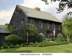 Colonial Homes On Pinterest Colonial Early American And