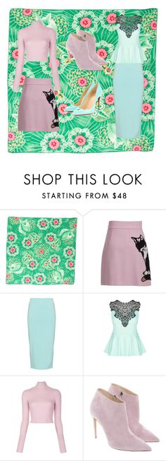 """""""Bush and Mint"""" by katniss4117-1 on Polyvore featuring interior, interiors, interior design, home, home decor, interior decorating, Christian Dior, MSGM, Peter Luft and City Chic"""