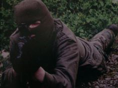 Extremely rare photograph of an IRA sniper in the Northern Ireland Troubles, Irish Republican Army, Irish Celtic, Revolutionaries, Patriots, Wave, Photograph, History, Photography