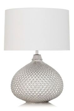 Buy Halo Glamour 2 Light Table Lamp from the Next UK online shop