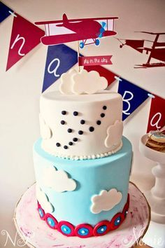 Baby Shower: Planes, Trains, and Automobiles