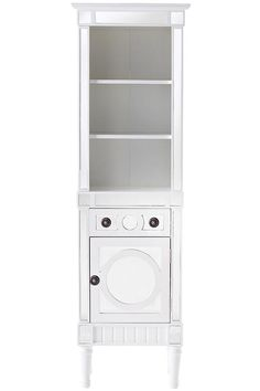 Reflections Empire Linen Cabinet from Home  Decorators
