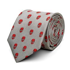 Channel your superhero dreams with this Spider-Man tie! Officially licensed, this tie is silk and perfect for any Spidey fan! Marvel Wedding Theme, Avengers Wedding, Comic Book Wedding, Spiderman, Tie Crafts, Dog Blanket, Wedding Ties, Wedding Rustic, Fall Wedding