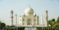 #8 wonders of the world #taj Mahal #beauty #architecture #india #photography
