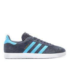 adidas Originals Gazelle (dark blue / blue) - Buy online - thegoodwillout.com