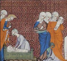 Etre mère au Moyen Age, l'éducation, la vie et la mort de l'enfant | Raconte-moi l'Histoire