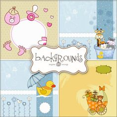 SUPER FREEBIES Blog: Freebies Babys Backgrounds