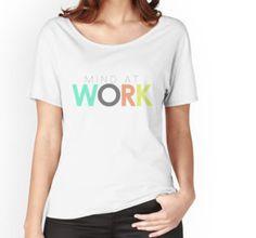 Hamilton mind at work t-shirt