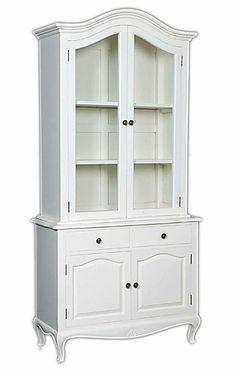 stil m bel maravilla vitrine kiefernholz. Black Bedroom Furniture Sets. Home Design Ideas