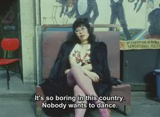 "from the film ""Throw Away Your Books, Rally in the Streets"" (1971) / 書を捨てよ町へ出よう"