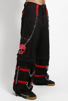 TRIPP NYC » SKULL ZIP OFF PANT Punk Outfits, Grunge Outfits, Girl Outfits, Fashion Outfits, Aesthetic Grunge Outfit, Aesthetic Clothes, Alternative Outfits, Alternative Fashion, Lookbook