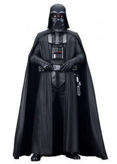 Kotobukiya Star Wars Darth Vader A New Hope Version Artfx Statue Darth Vader Star Wars, Darth Vader Statue, Figuras Star Wars, Star Wars Figurines, Star Wars Toys, Kotobukiya Star Wars, Statues, Costume Original, Galaxies