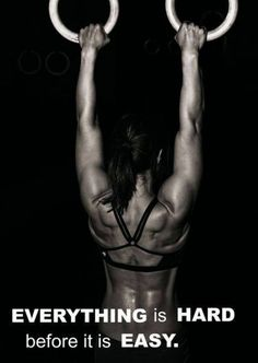 Everything is hard before it is easy | fitness | | fitness quotes | | fitness motivation | | motivational quotes | | quotes | #fitnessquotes #fitnessmotivation https://ebysu.com/