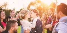 9 Newlywed-Approved Must Haves For Your Wedding Registry: Now that you're married, do you have everything needed to start your lives together? Wedding Bells, Fall Wedding, Our Wedding, Wedding Flowers, Dream Wedding, Wedding Wishes, Wedding Season, Wedding Favors, Wedding Reception