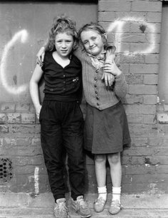 A group of Irish gypsies, known as travellers were captured by photographer Colin O'Brien in 1987 while he was snapping photos of a warehouse in London Fields. The dilapidated Hackney area served a...