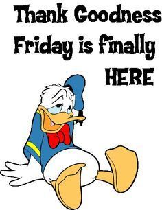 TGIF is the best thing after a hectic, slow, tiring week. Here we share with you a collection of best TGIF Quotes, Thank God It's Friday Quotes. Tgif Quotes, Friday Quotes Humor, Funny Weekend Quotes, Happy Friday Quotes, Funny Quotes, Quotes Quotes, Friday Funnies, Wacky Quotes, Happy Friday Humour