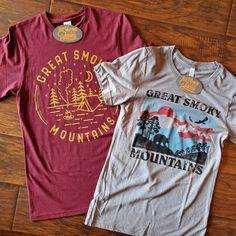 Great Smoky Mountain National Park Vintage Style, Vintage Fashion, Smoky Mountain National Park, Great Smoky Mountains, Vinyl Projects, Shirt Ideas, National Parks, Design Inspiration, Fancy
