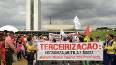Blog do Osias Lima: Com o congresso nacional que temos, PL 4330 tende ...
