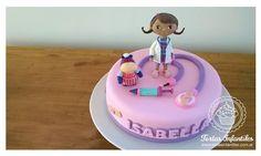 Torta de Doctora Juguetes / Doc Mc Stuffins
