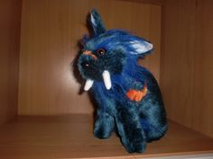 WoW Swap - My druid in plushie form! from Sylwa