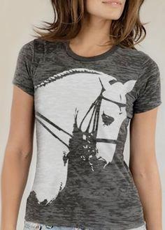 Dressage Horse Tee