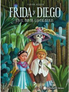 Es el día de los muertos. En México, las personas se preparan para la gran fiesta que celebra esta tradición. Como de costumbre, ese día Frida y Diego tienen una discusión. Frida sorprende a Diego a punto de besar a Rosa Spinosa. Furiosa, se escapa a través del cementerio. A partir de ese momento comienza una aventura que llevará a Frida y Diego al más allá.