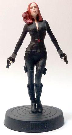 Vedova Nera (Black Widow), numero 2 della Marvel Movie Collection (Eaglemoss). #Marvel #BlackWidow