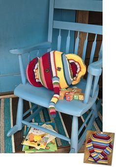Elephant Cuddle Cushion Free PDF Tutorial + Book Giveaway « Sew,Mama,Sew! Blog