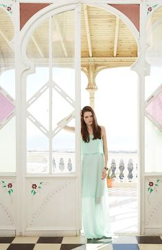 Campaña SS15 Model Isabella Andersson