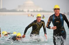 Open Water Swimming Tip: Swim Straight Like the Pros
