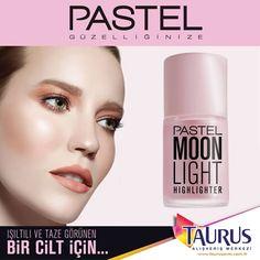 Her an ışıldamak istiyorsanız, Yeni Pastel Moonlight Highlighter, sizi arzuladığınız cilde kavuşturacak!