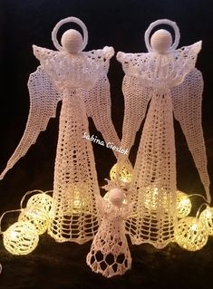 Angeles, Christmas Ornaments, Holiday Decor, Home Decor, Xmas, Angels, Decoration Home, Room Decor, Christmas Jewelry