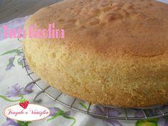 Dopo la Moretta oggi vi propongo la torta Biondina, un ottima base per torte decorate in pasta di zucchero ideale per torte a piani.