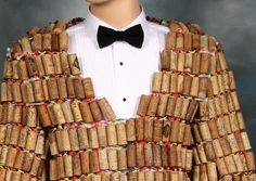 Too much cork, but not enough cowbell.  now I have to get me one of these as well as the cloud suit