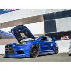 """""""It was sick to finally see my brotha from anotha motha new set up! Today's meet hosted by not only showed how much passion we have for…"""" Mitsubishi Cars, Evo X, Mitsubishi Lancer Evolution, Car Goals, Import Cars, Japan Cars, Jdm Cars, New Set, Toys For Boys"""