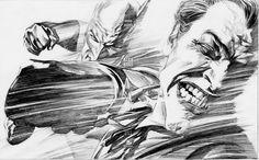 画像 : 日本のヒーローも描きます!激ウマアメコミアーティスト、アレックス・ロス特集! - NAVER まとめ