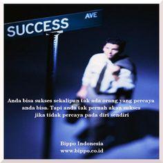 Jangan hanya menghindari yang tidak mungkin. Dengan mencoba sesuatu yang tidak mungkin,anda akan bisa mencapai yang terbaik dari yang mungkin anda capai. (Mario Teguh) - Bippo Indonesia (www.bippo.co.id)