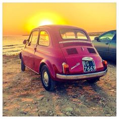 FIAT500nelmondo.it — Ciao Estate… ( by visreduct su Tumblr)...
