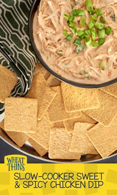 Wheat thins chicken recipes