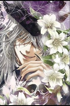 Oh, Undertaker.. You're one of my favs!! Or perhaps I just love everyone!! | Kuroshitsuji | Black Butler