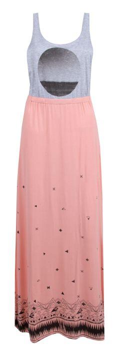 Volcom Bad Rep Maxi Dress