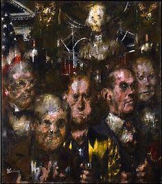 Jack Levine, Finger of Newt, 1993-1998.