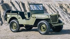 """5. No one really knows how the name Jeep came to beWhile it's commonly thought that """"jeep"""" is a trun... - FCA"""