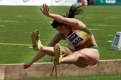 Athletics, Sport, Long Jump